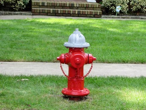 Yangın esnasında su taşıma, Yangın Söndürme hidrant, Yangın İsale Hatları (Hidrant Hatları